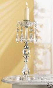 Jeweled Candleholder