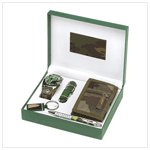 Military-style Men's Gift Set