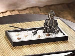 Buddha Tabletop Zen Garden