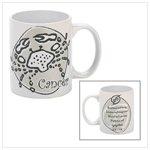 Cancer Zodiac Mug