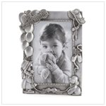 Pewter 'My Granddaughter' Frame