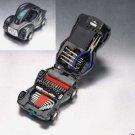 34-Piece Car Toolkit with Light