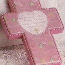 Baby Girl Prayer Cross