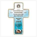 Happy Home Prayer Cross