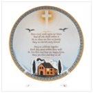 Happy Home Prayer Plaque