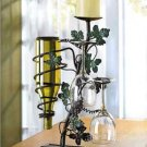 Grapevine Candle | Wine Holder