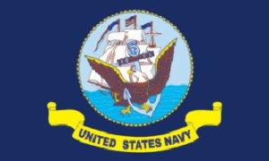US Navy Flag