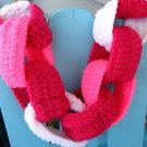 Be My Valentine.. Chain Link Scarf
