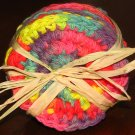 Set of 10 Cotton Facial Scrubbies