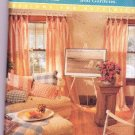 Butterick Sewing Pattern 4895 Better Homes & Gardens Pillow Covers Lampshade Tablecloth Valence 1990