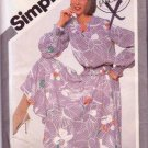 Simplicity Sewing Pattern 5146 Misses Pullover Two-Piece Miss Size 18-20 Uncut