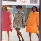 Butterick Essence Sewing Pattern 5707 Misses Coat Top Skirt Outfit Sizes 12 to16 Uncut Dated 1991