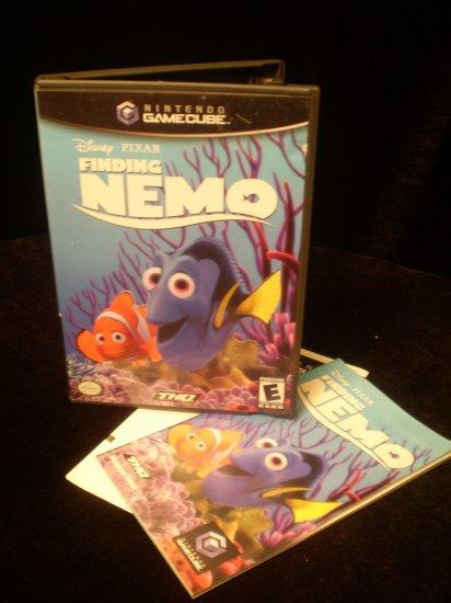 Finding Nemo (Gamecube)
