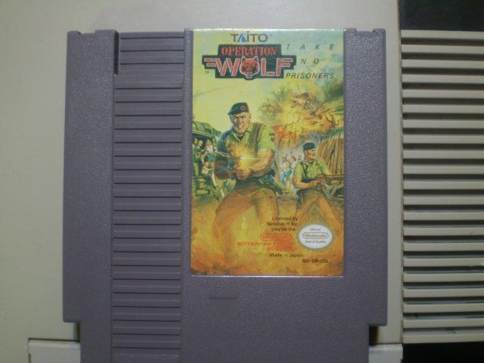 Operation Wolf (NES)