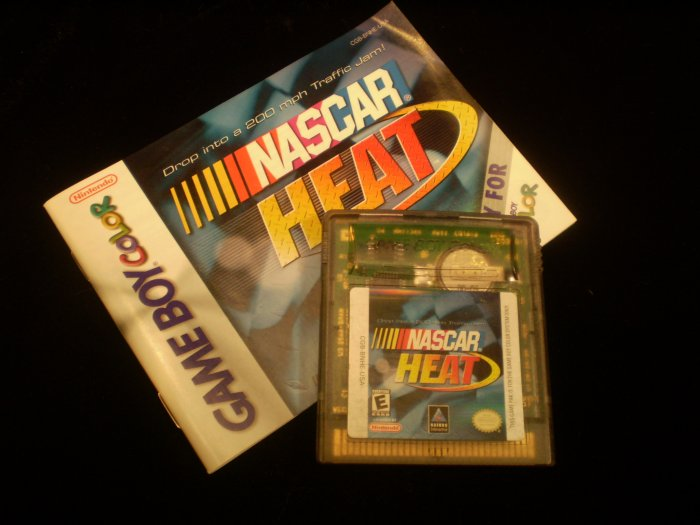 Nascar Heat (Game Boy Color)