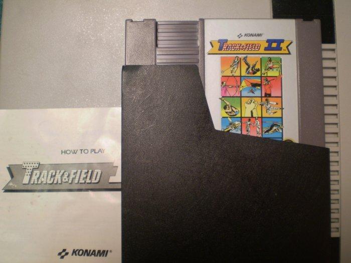 Track & Field II (NES)