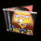 The Simpsons Wrestling (Playstation)