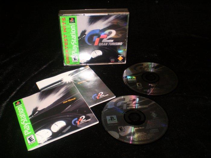 Gran Turismo 2 (Playstation)