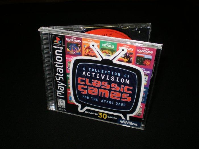 Activision Classics: Atari Games (Playstation)