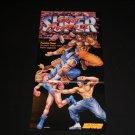 Super Street Fighter Poster (Nintendo Power)