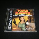 Tomb Raider: The Last Revelation (Playstation)