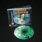 Tomb Raider III: Adventures of Lara Croft (Playstation)