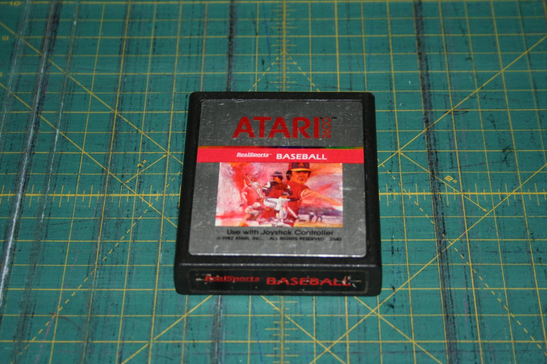 RealSports Baseball (Atari 2600)