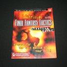 Unofficial Final Fantasy Tactics Guide