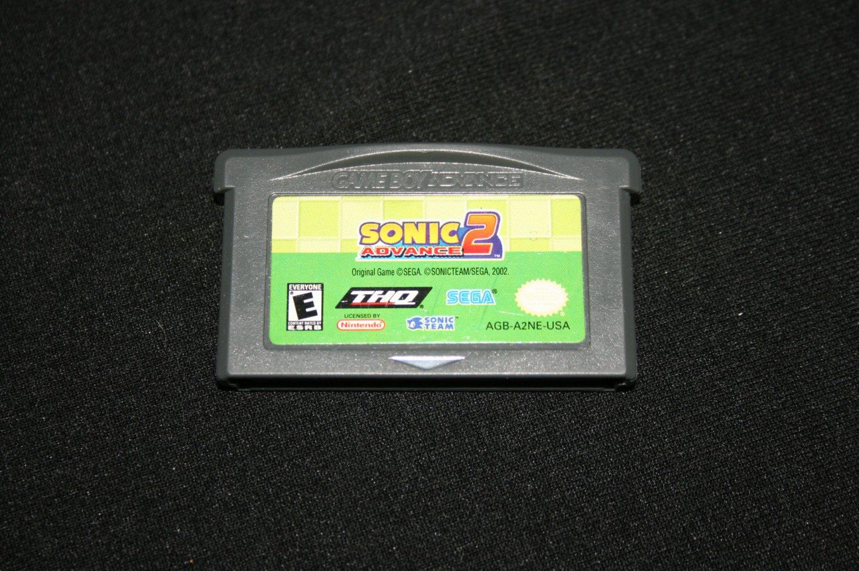 Sonic Advance 2 (Game Boy Advance)
