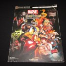 BradyGames' Marvel Vs. Capcom 3 Strategy Guide