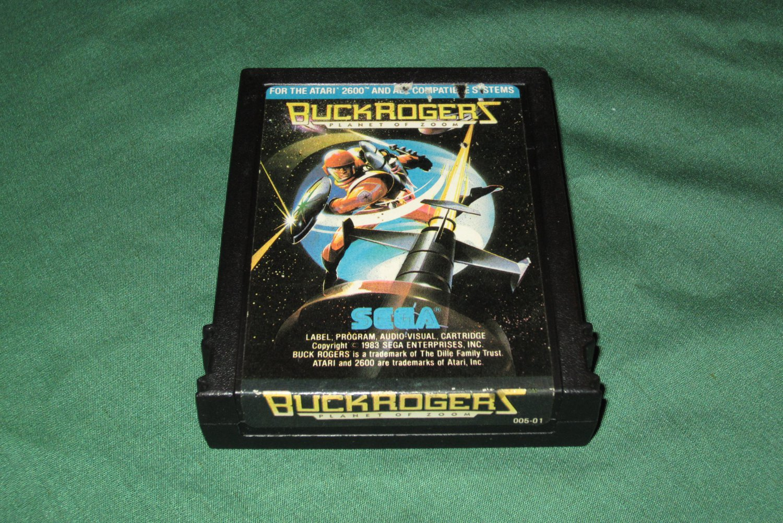 Buck Rogers: Planet of Zoom (Atari 2600)