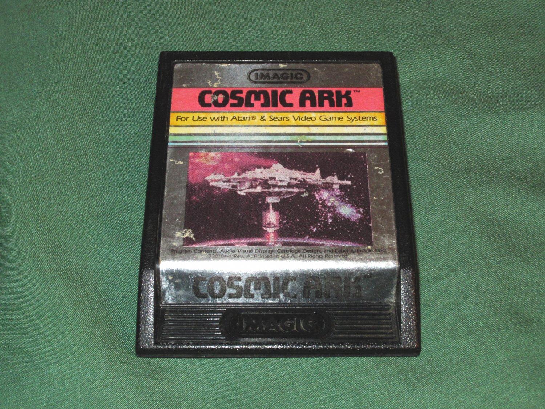Cosmic Ark (Atari 2600)