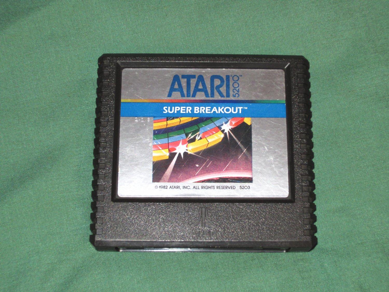 Super Breakout (Atari 5200)