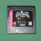 Mighty Morphin' Power Rangers: The Movie (Game Gear)