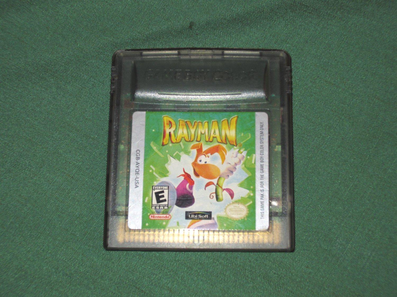 Rayman (Game Boy Color)