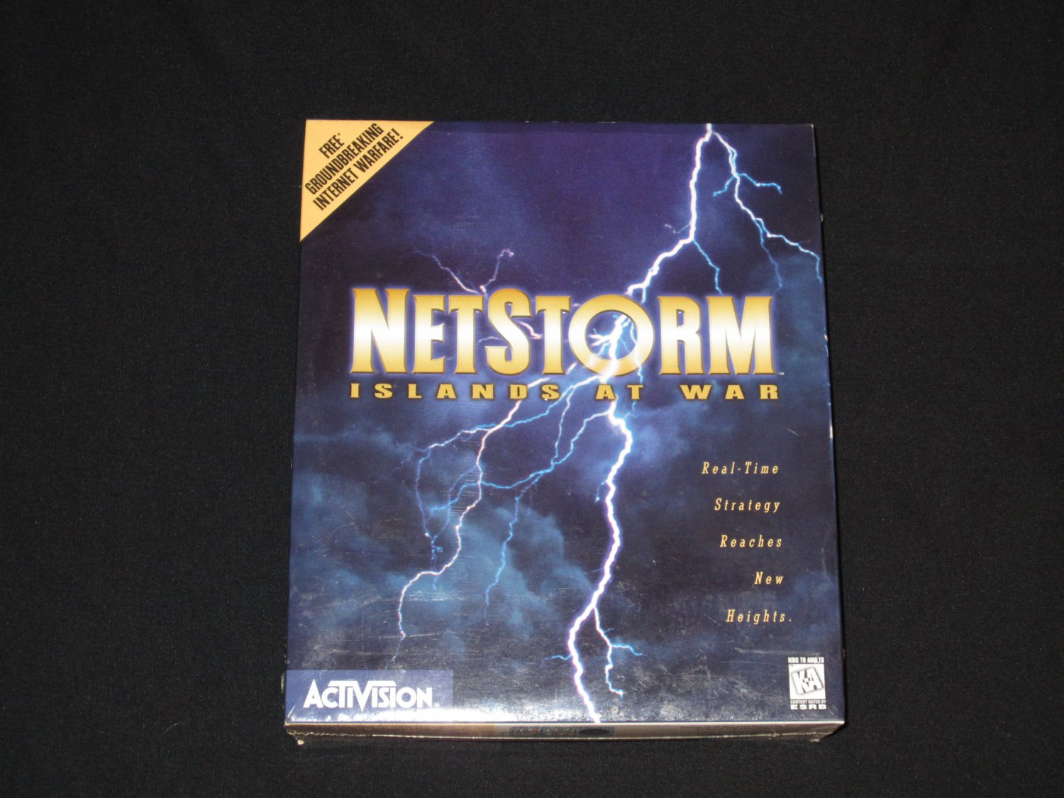 NetStorm: Islands at War (PC)