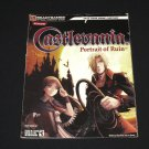 BradyGames' Castlevania: Portrait of Ruin Strategy Guide