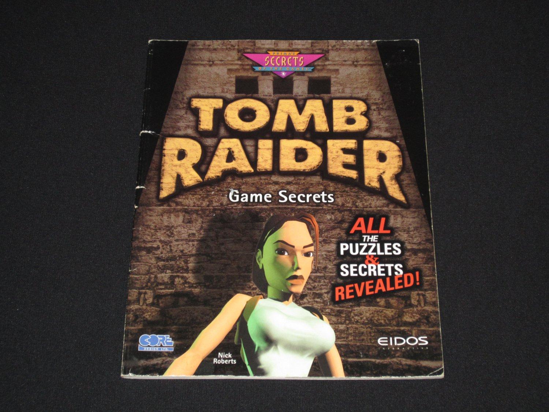 Prima's Tomb Raider Game Secrets Guide