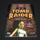 Prima's Tomb Raider Game Secrets Guide
