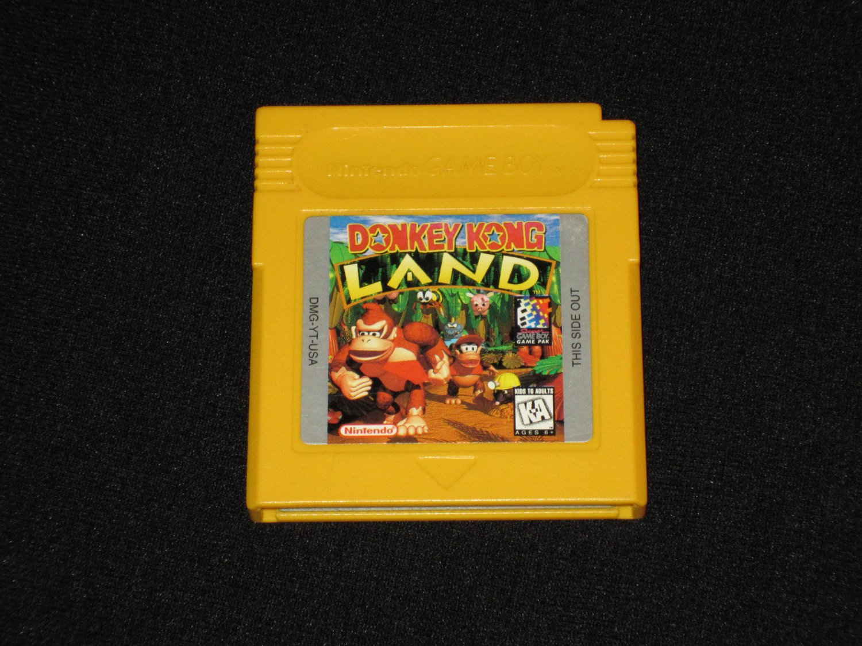 Donkey Kong Land (Game Boy) *New Battery Installed*
