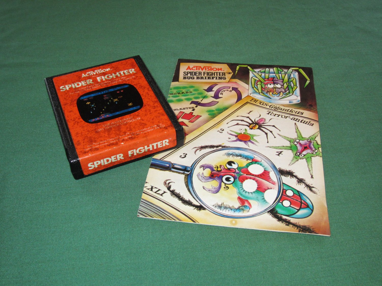 Spider Fighter (Atari 2600)
