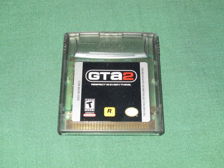 Grand Theft Auto 2 (Game Boy Color)