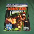 Official Donkey Kong Country Strategy Guide for Game Boy Advance
