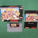 Street Fighter II Turbo (SNES)