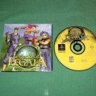 Legend of Legaia Demo (Playstation)