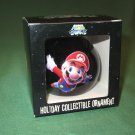 Super Mario Galaxy Holiday Ornament