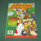 Nintendo Power Volume 41 (Road Runner's Death Valley Rally Poster)