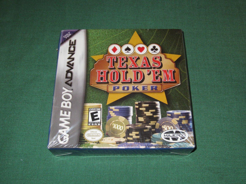 Texas Hold 'Em Poker (Game Boy Advance)