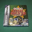 Texas Hold 'Em Poker (Game Boy Advance)
