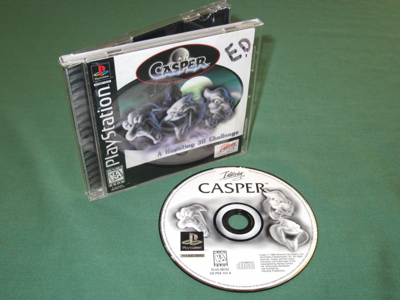 Casper (Playstation)